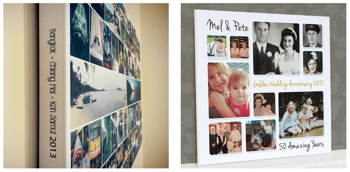 Adding Text To Photo Canvas Prints