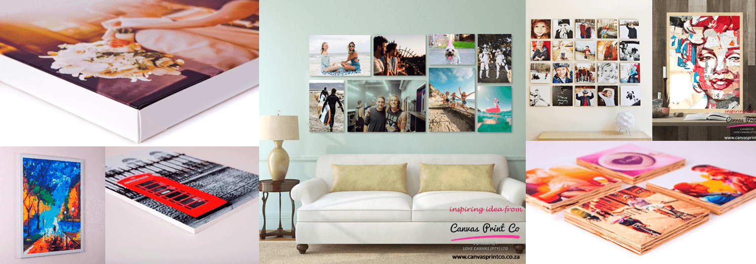 online po printing in south africa - canvas print co.