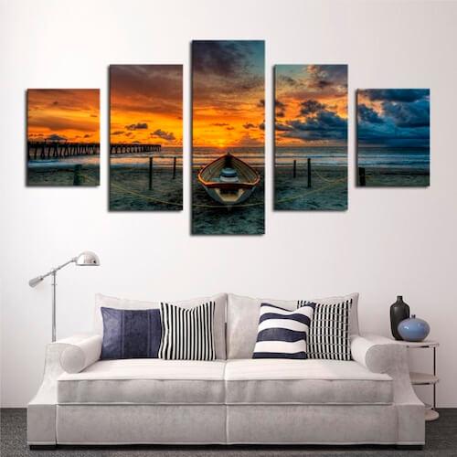 Split Photo Prints Canvas Print Co