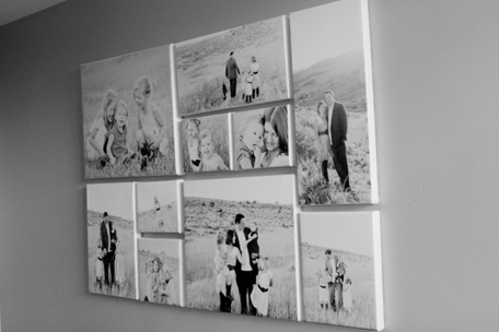 Be inspired canvas print co for Canvas print arrangement ideas